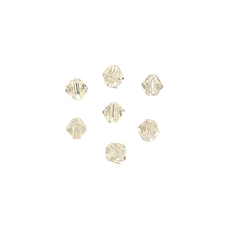 Bead Swarvoski 4mm Bicone Crystal 14Pcs