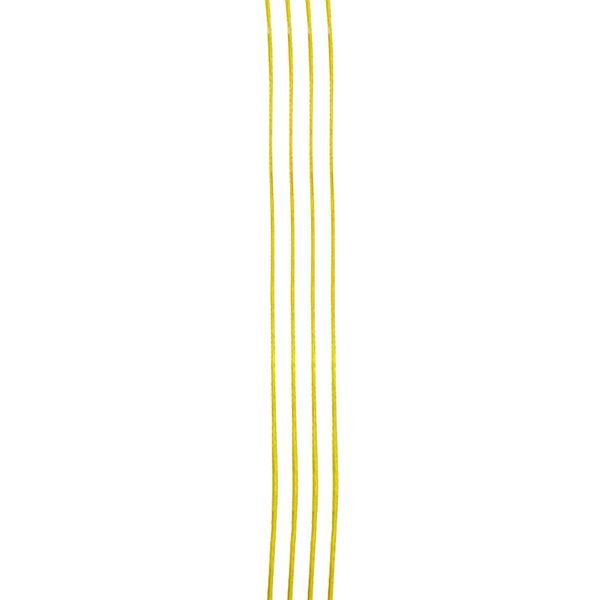 Craft Wire Soft 24Gauge Gold 15M