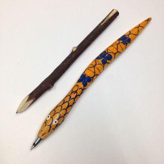 Aus Series Pencil Tiger Snake