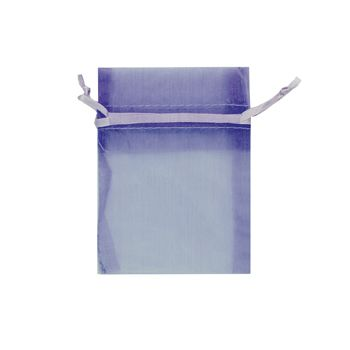 Organza Bag Mini 10X7.5cm Lavender 1Pc