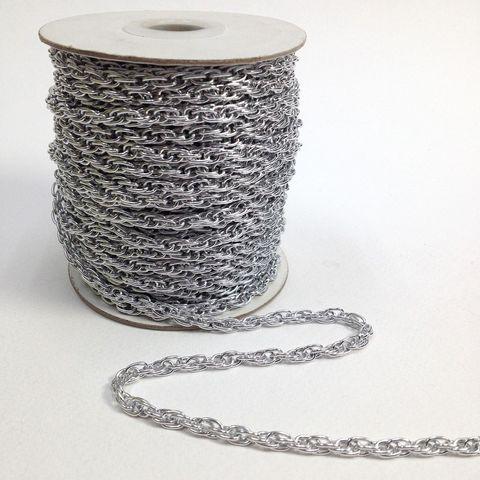 Aluminium Chain 6mm SI 25mtrs
