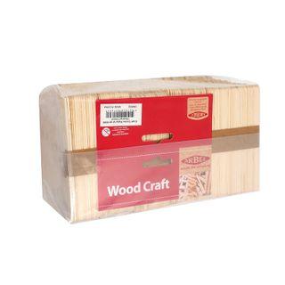 Craft Sticks Natural Pkt 1000