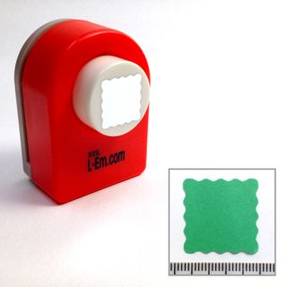 Craft Punch Large - 32mm Scall Square
