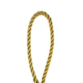 Cord 4mm Gold Metallic 10m