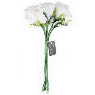 FLOWER FOAM ROSE 7H CREAM PINK 1BCH