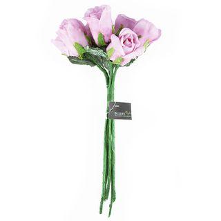 FLOWER FOAM ROSE 7H LAVENDER 1BCH