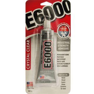 CRAFT GLUE E6000 CLEAR 40.2G