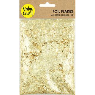 FOIL FLAKES GOLD 4G