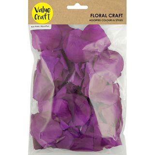 Rose Petals Purple 145Pcs