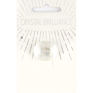 CHINESE CRYSTAL OVAL AB CRYSTL 1PC