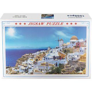 Jigsaw Puzzle Greece 1000Pcs