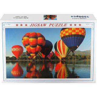 Jigsaw Puzzle Hot Air Balloons 1000Pcs