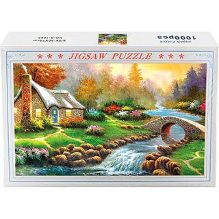 Jigsaw Puzzle House 1000Pcs