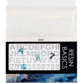RESIN SILICON MOULD A-Z