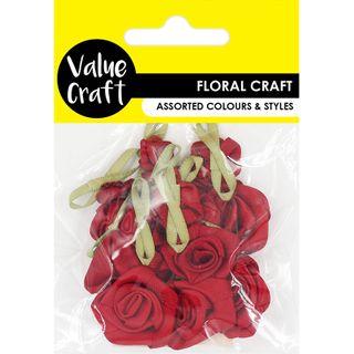FLOWER SCARLET 16PCS