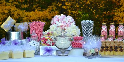 Lolly Wedding Buffet