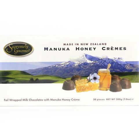 Supremely Gourmet Manuka Honey 20 pc