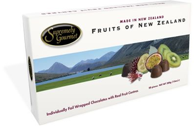 Supremely Gourmet Fruits of NZ 20pcs