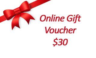 Web Voucher - $30
