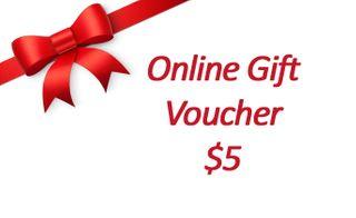 Web Voucher - $5