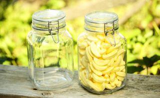 Glass Clip Top Jar 1.5 Litre