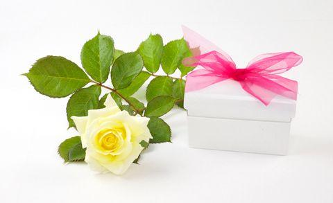 Empty Gift Box - Treasure Chest Box
