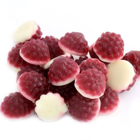 Boysenberries and Cream