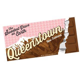 Bloomsberry Queenstown Chocolate Bar