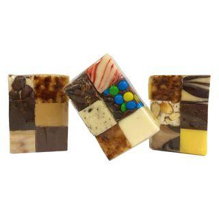 6 Piece Remarkable Fudge Mix