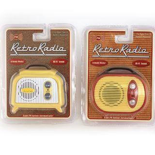 Retro Radios (DC)