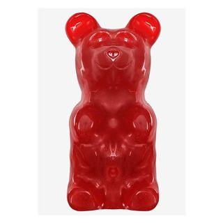 World's Largest Gummy Bear - Cherry