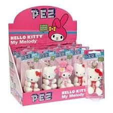 Pez Hello Kitty Plush