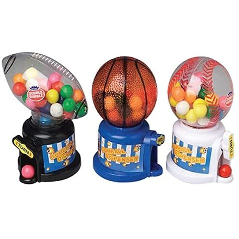 Kidsmania Hot Sports Gumball Dispenser