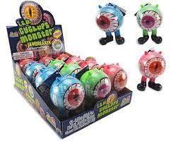 Kidsmania Cyclops Monster Jawbreaker