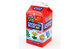 Candy Blox Milk Carton 11.5 oz