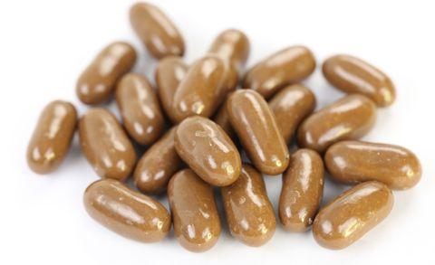 Milk Chocolate Liquorice Bullets
