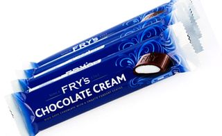 Frys Chocolate Cream Bar