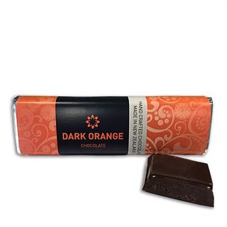 Chocolate Traders Dark Orange Bar