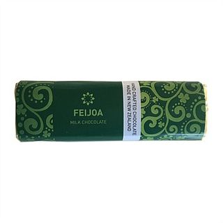 Chocolate Traders Milk Feijoa Bar