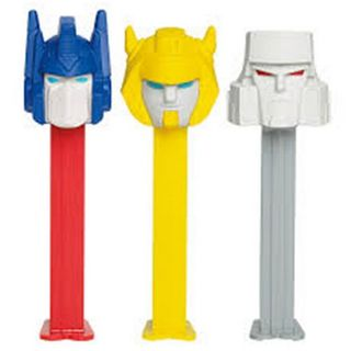 Pez Transformers