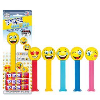 PEZ Emoji Assorted