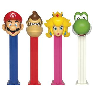 PEZ Nintendo Blister Pack
