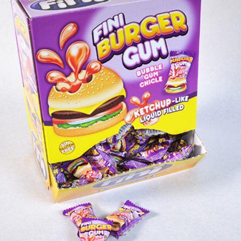 Fini Bubble Gum Burger