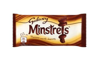 Mars Galaxy Minstrels Bag 42g