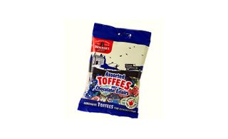 Walkers Bags - Assorted Toffees 150g