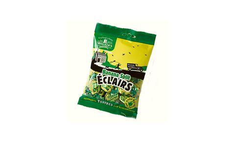Walkers Bags - Banana Split Eclairs 150g