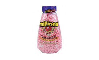 Millions Strawberry Taper Jar