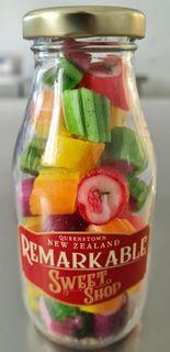 Mini Milk Bottles - Fruit Rocks