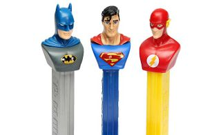 Pez DC Comics (Blister Pack) 6s