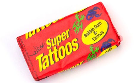 Super Tattoo Gum